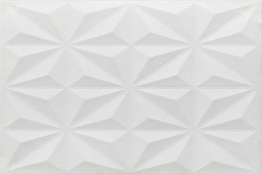 Купити стельова 3D панель 116 зірки в Україні. Замов зараз. Доступні ціни інтернет магазин БудБум.