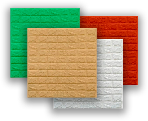 Самоклеючі декоративні 3D-панелі замовити за вигідною ціною з доставкою