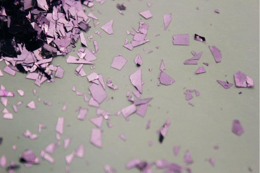Блиск рожевий Рваний 032 добавка до рідких шпалер Макс-Колор. Купити гліттери (блискітки) для декорування інтер'єру. Відмінна якість. Усе в наявності. Швидка доставка по Україні. Доступні ціни.