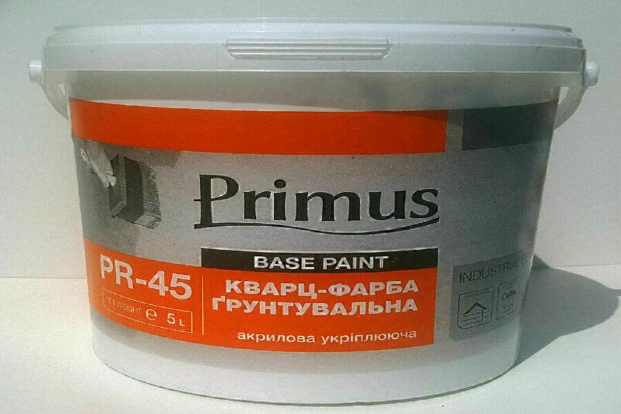 Купити Кварц грунт колір білий-ціна грунт фарба купити для рідких шпалер