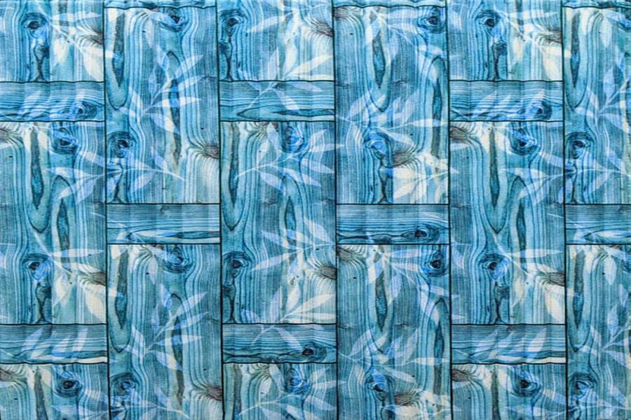 Купити самоклеюча декоративна 3D панель 053 бамбукова кладка бірюза в Україні. Замов зараз. Доступні ціни інтернет магазин БудБум.