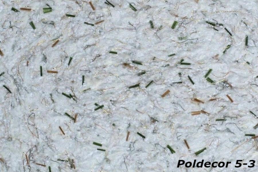 Рідкі шпалери PolDecor- Фотогалерея компанії БудБум- Відео нанесення рідких шпалер