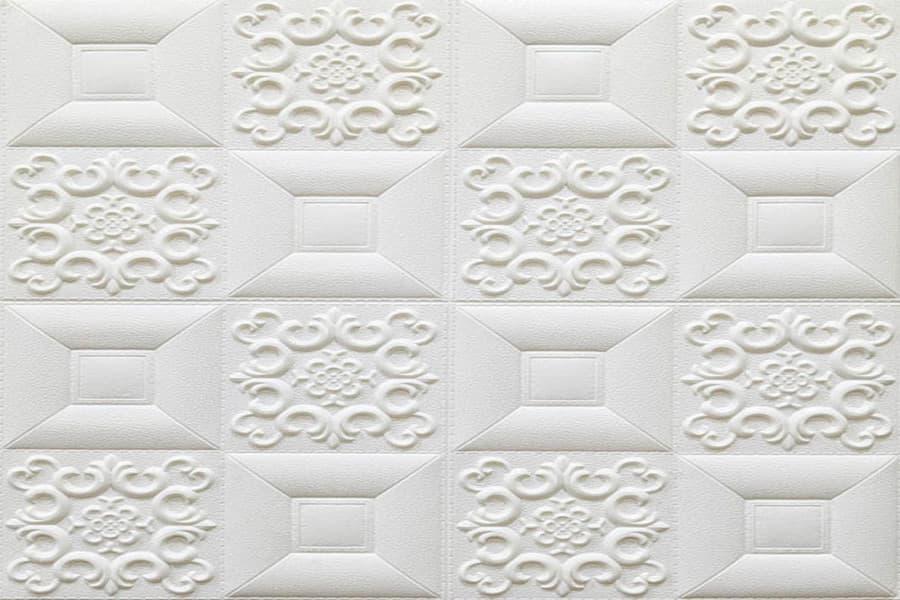Купити стельова 3D панель 114 фігури в Україні. Замов зараз. Доступні ціни інтернет магазин БудБум.