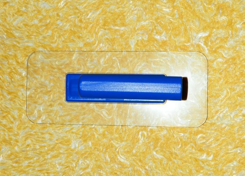 Купить Полутер для нанесення рідких шпалер прозорий 220х90х3мм
