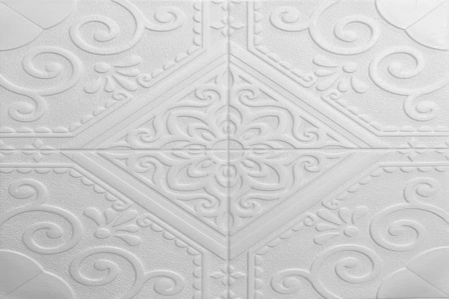 Купити стельова 3D панель 170 орнамент в Україні. Замов зараз. Доступні ціни інтернет магазин БудБум.