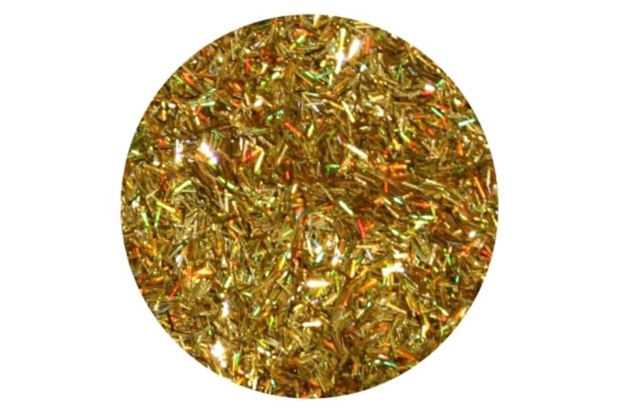 Голографічний блиск золото смужка Біопласт купити ціна Київ Україна
