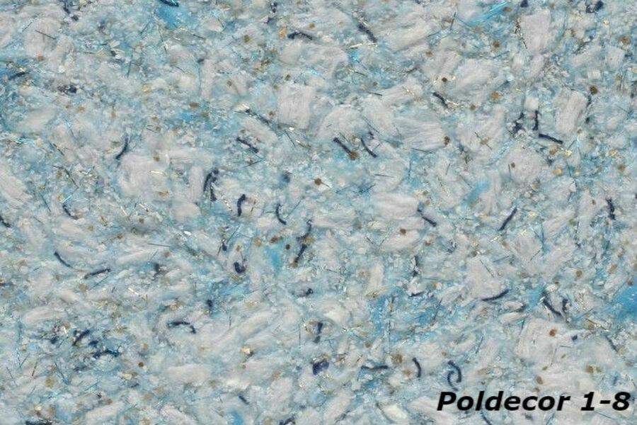 Блакитні рідкі шпалери для стін-купити рідкі шпалери блакитного кольору Київ в Україні