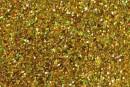 Декоративна добавка до рідких шпалер Стиль блиск золото крапка голографічний - Купити блиск золото крапка голографічний