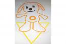 Купити декор Собачка Тіні Лав ціна замовити виробництво каталог фото дешево