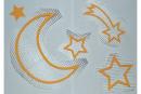 """Декор """"Місяць комета зірки"""" купити ціна замовити виробництво каталог фото"""