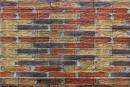 Самоклейка декоративна 3D панель 047 під бежево-коричневу цеглу катеринославську 700x770x5мм купити в Україні - БудБум