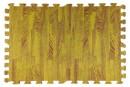 Купити м'яка підлога пазл МП7 жовте дерево модульне підлогове покриття в Україні. Замов зараз. Доступні ціни інтернет магазин БудБум.