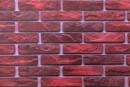 Купити самоклеюча вінілова плитка СВП 200 червона цегла матовий 600х600х1,5мм в Україні. Доступні ціни інтернет магазин Буд-Бум