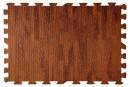 Купити м'яка підлога пазл МП10 темне дерево модульне підлогове покриття в Україні. Замов зараз. Доступні ціни інтернет магазин БудБум