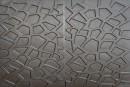 Купити стельова 3D панель 118 павутина срібна в Україні. Замов зараз. Доступні ціни інтернет магазин БудБум.
