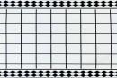 Купити самоклеюча вінілова плитка СВП 209 білі квадрати глянець 600х600х1,5мм в Україні. Доступні ціни інтернет магазин Буд-Бум