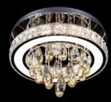 Купить Светодиодный потолочный светильник BL-85067 кристалл K9