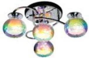 Купить Галогенная Люстра LED с пультом  S60009-4