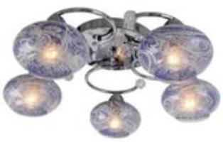 Купить Галогенная Люстра LED с пультом  S83319-5