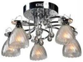 Купить Галогенная Люстра LED с пультом  S862-5