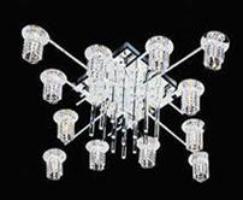 Купить Галогенная Люстра LED с пультом  S9022-312