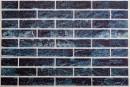 Самоклейка декоративна 3D панель 0143 під цеглу синій мікс 700x770x5мм купити в Україні - БудБум