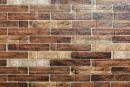 Самоклейка декоративна 3D панель 0179 під коричневу катеринославську цеглу 700x770x5мм купити в Україні - БудБум