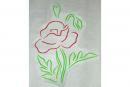 Декор квітка Мак купити ціна замовити каталог фото недорого доставка
